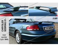 Спойлер Chrysler Sebring