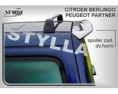 Спойлер Citroen Berlingo