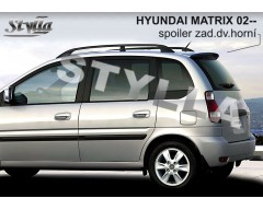 Спойлер Hyundai Matrix