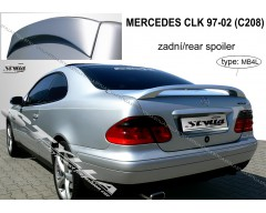 Спойлер Mercedes-Benz CLK-класс