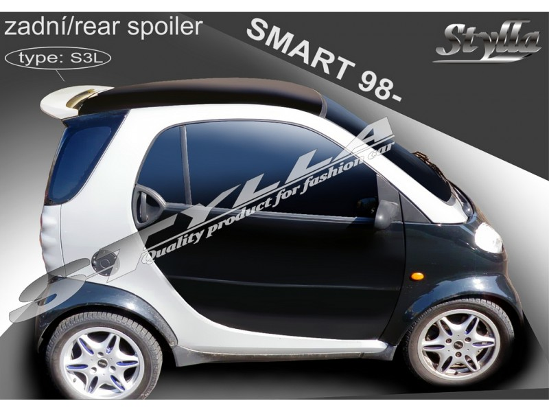 Спойлер Smart City Coupe