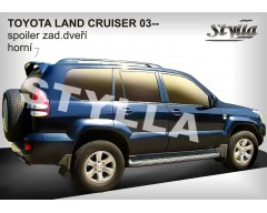 Спойлер Toyota Land Cruiser Prado 120