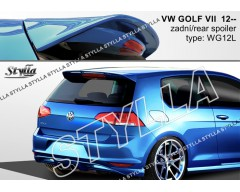 Спойлер Volkswagen Golf 7 (хетчбек)