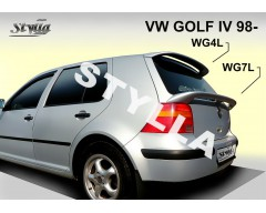 Спойлер Volkswagen Golf 4 (хетчбек)
