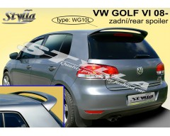 Спойлер Volkswagen Golf 6 (хетчбек)