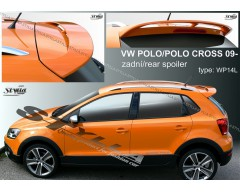 Спойлер Volkswagen Cross Polo